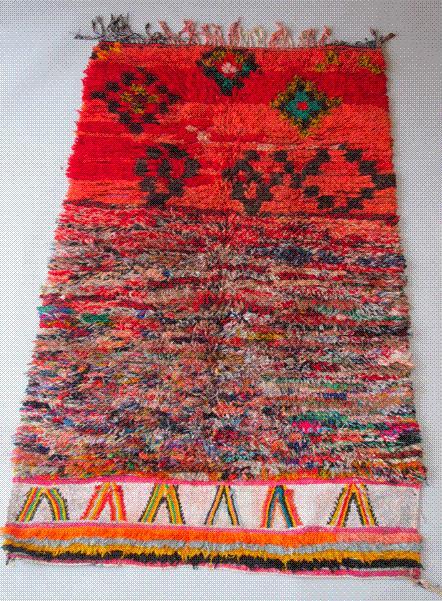 TAPIS-BOUJAD carpet