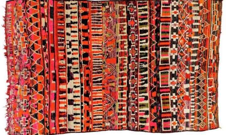Tapis Berbere Marocain chiadma