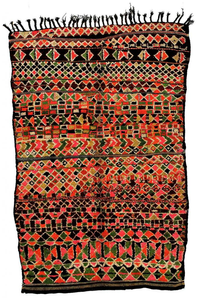 tapis marmoucha rug