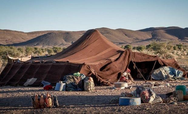 tente-berbère tent