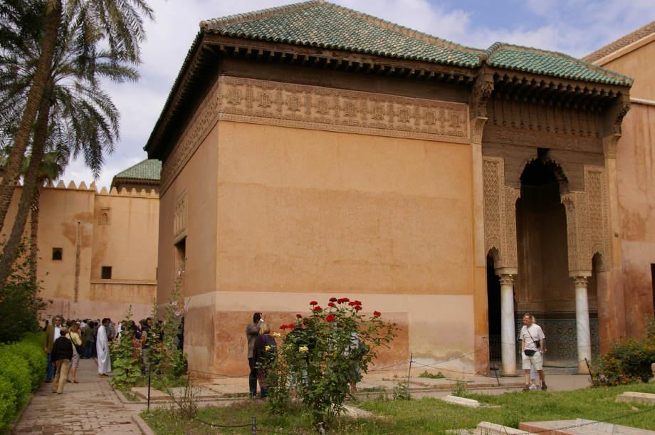 marrakech-saadiens-mausolée