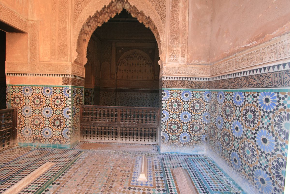 tombeaux_saadiens mausolée lalla mesouda