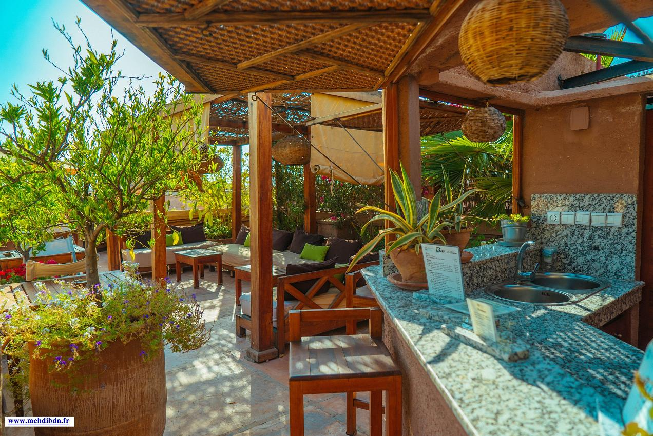 riad Al Ksar Terrasse Panoramique - Cooking Class - Cours de Cuisine