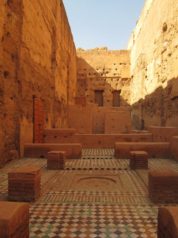 MARRAKECH_Palais El Badi Medina