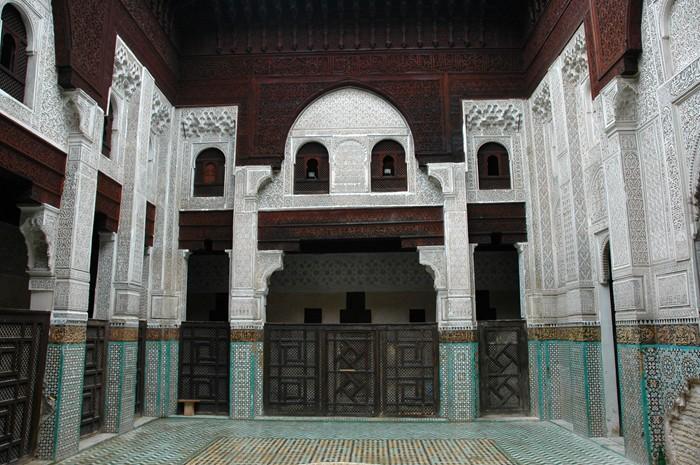Madrassa Bou Inania Meknes