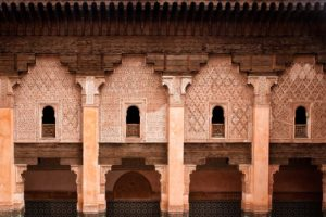 Medersa-Ecole Coranique Ben-Youssef-Marrakech