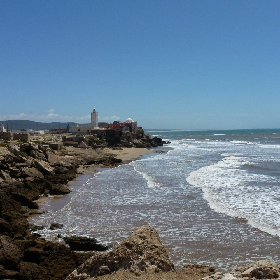Moulay Bouzerktoum beach Essaouira