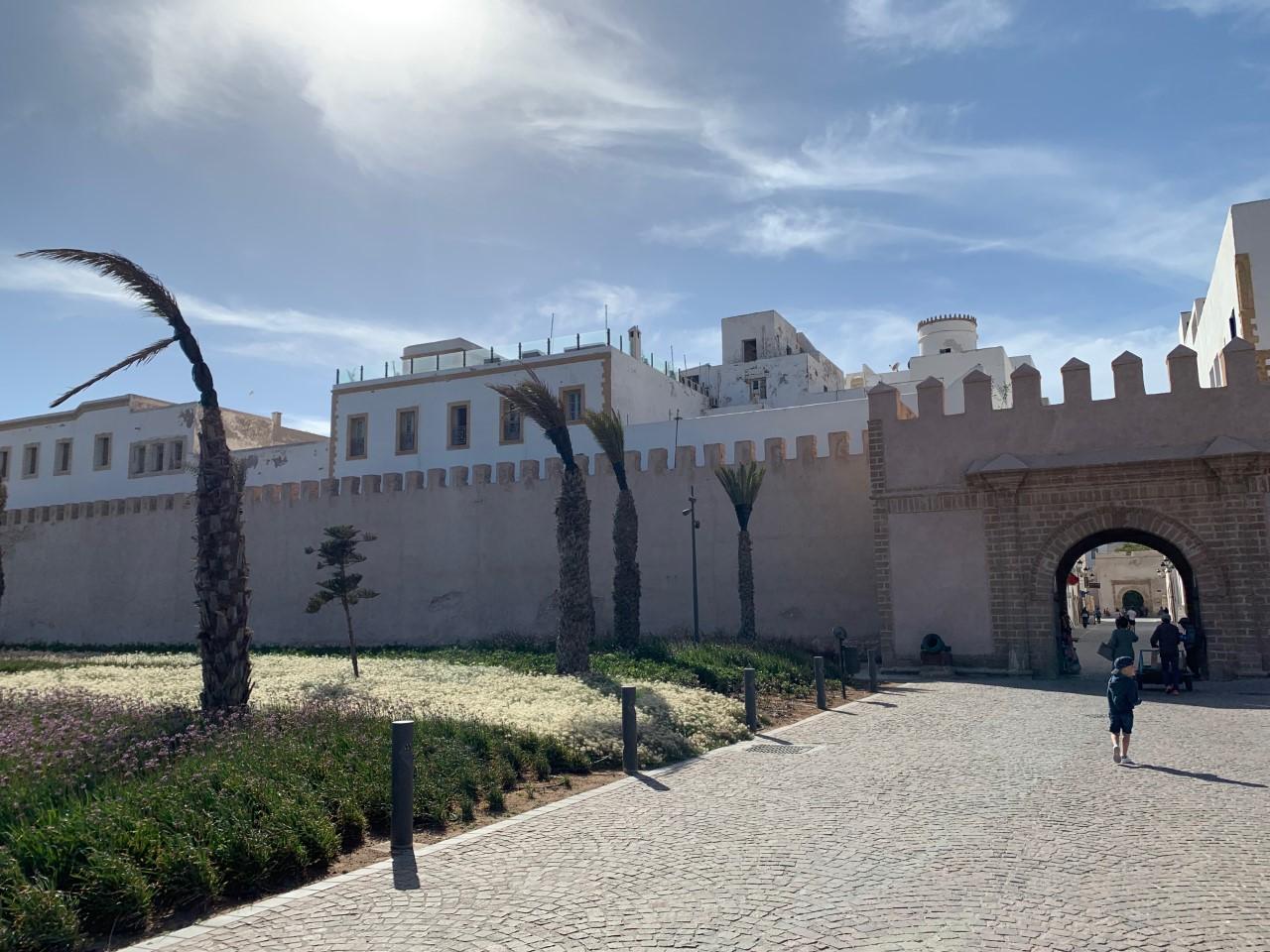 Muraille d Essaouira