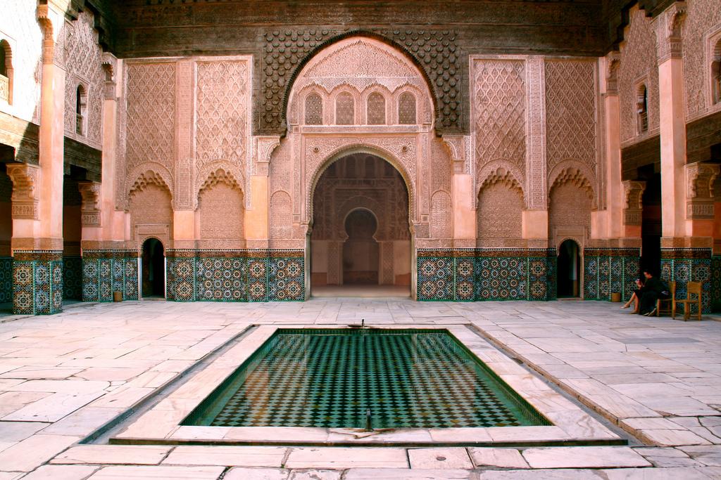 medrasa-ben-youssef marrakech