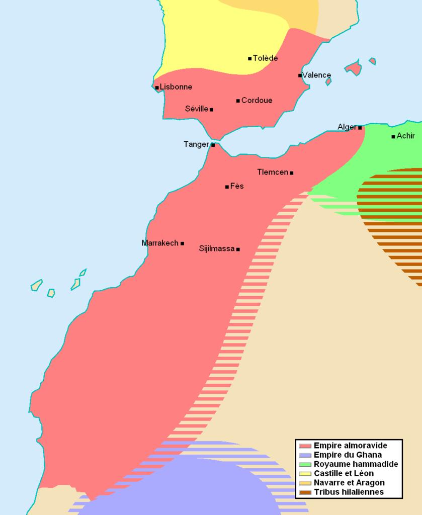 Empire almoravide - wikipedia