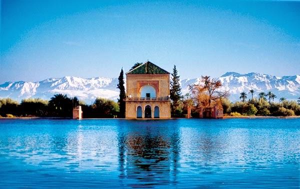 Menara Gardens Marrakech near Bab Agnaou