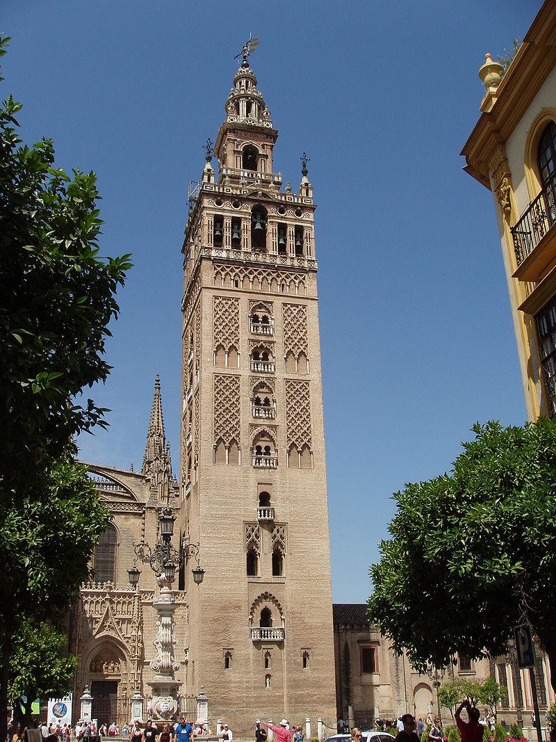 Giralda de Sevilla almohade Berbere dynastie