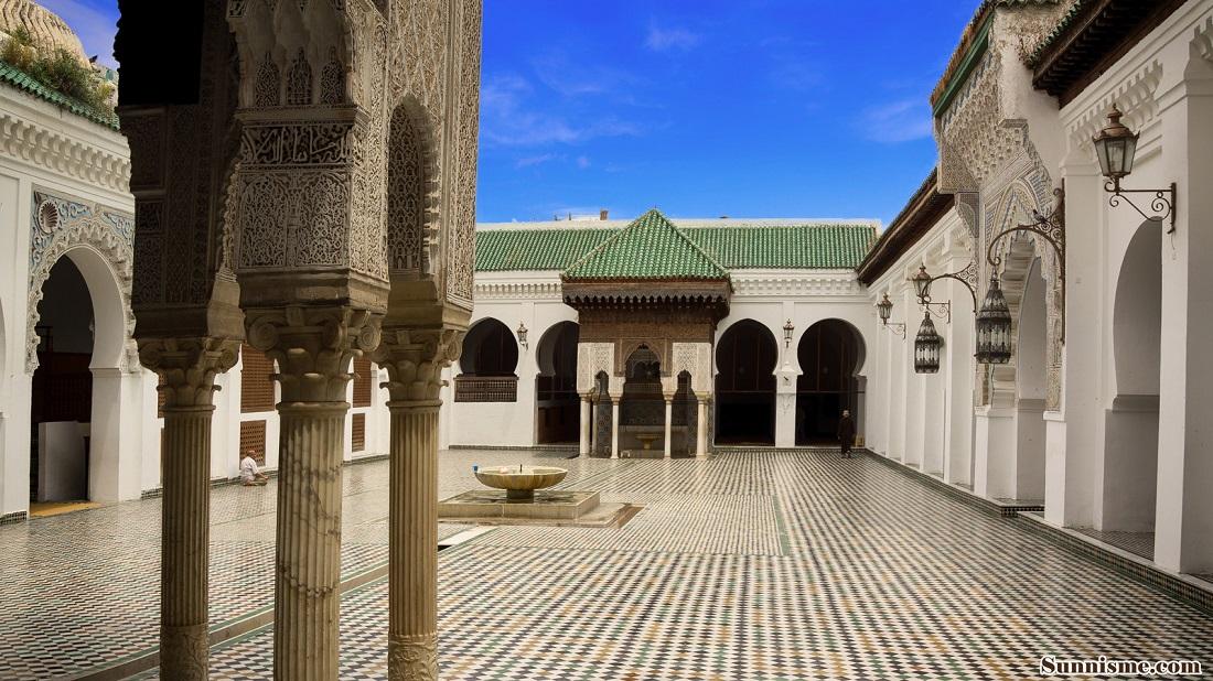 Université Idrisside Al Quaraouiyine de Fès Maroc