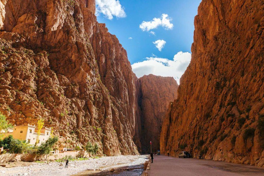 Gorges de Todra Maroc