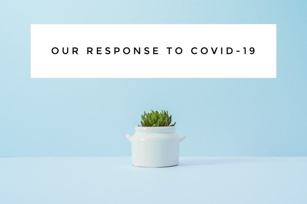 massage spa response to covid - health & safety