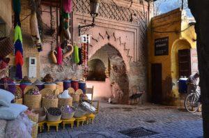 marrakech morocco bazaar souks maroc circuits Balades